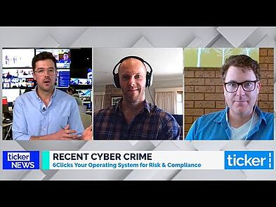 Recent Cyber Crime Update & Global Challenges on tickerTV